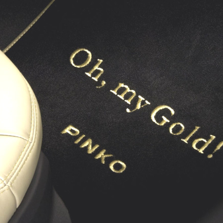 C3 Gold by Pinko