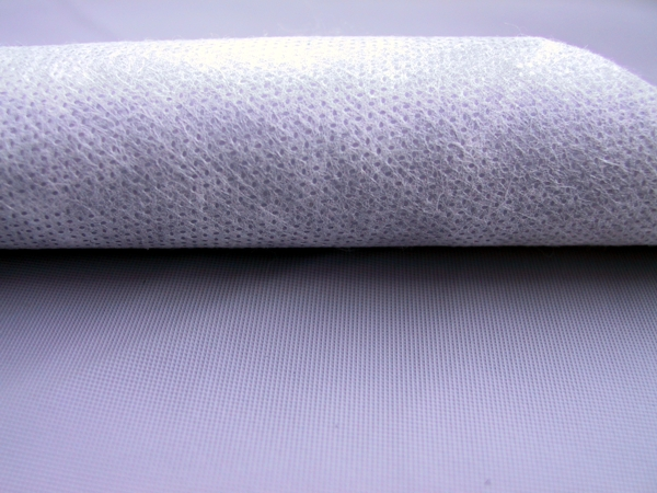 impermeable and plush lined material for protective covers