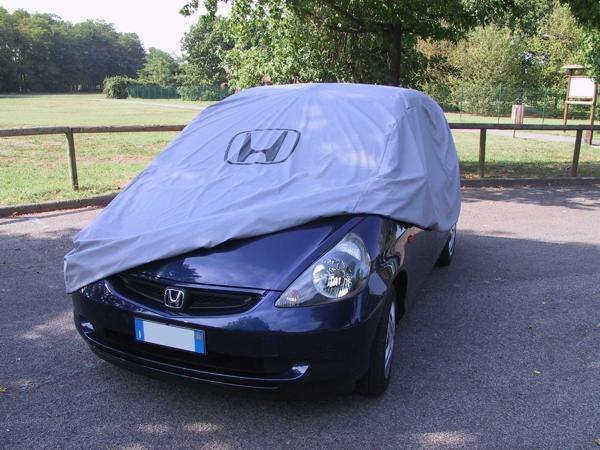 personalised car cover for Honda Jazz